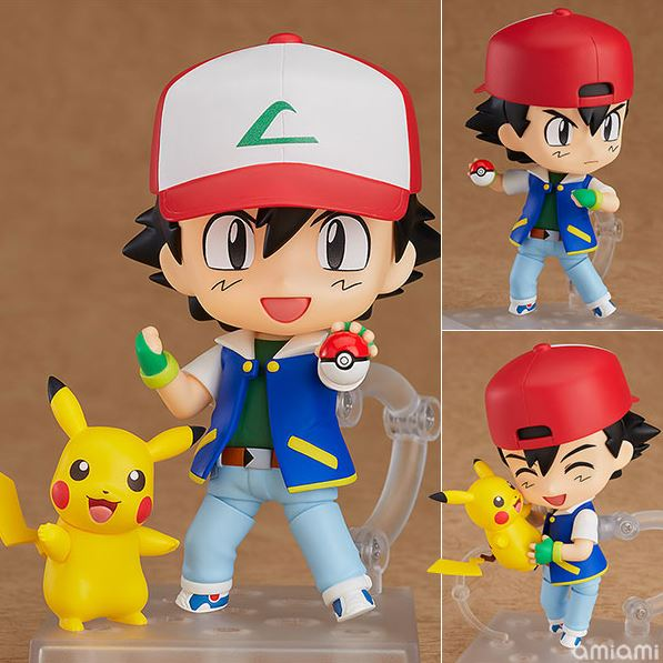 You Can Pre-Order the Ash and Pikachu Nendoroid Now