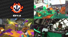Splatoon 2 Ranked Match, Squad Match return with minor changes