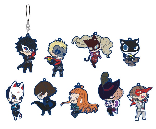 Look At These Cute Persona 5 Straps
