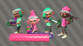Four Splatoon 2 Weapons Available for the First Global Splatfest Tomorrow