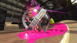 New Splatoon 2 Ink Sphere Special Details Explode Into Battle