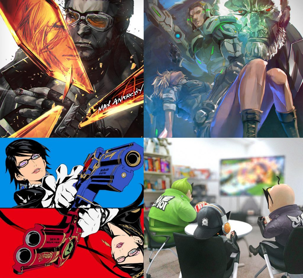 Platinum Games Switch Ports Heavily Hinted By Platinum Games