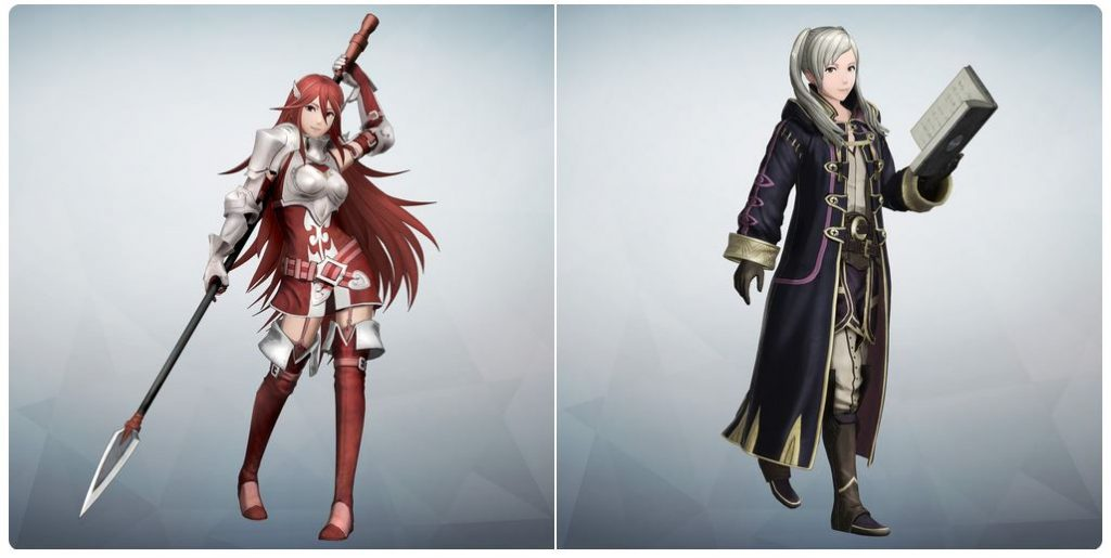 Fire Emblem Warriors website updated, Cordelia and Robin added