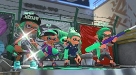 Splatoon 2 weapon sparkle mechanic is a sign that you're Squidding out